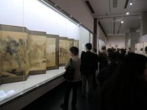 姫路市立美術館「竹内栖鳳」20150206‐2-2