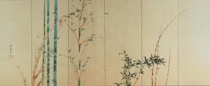 20160626若竹図(左)谷口香嶠