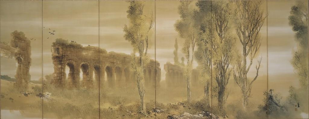 羅馬之図 海の見える杜美術館